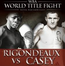 Guillermo Rigondeaux vs Willie Casey