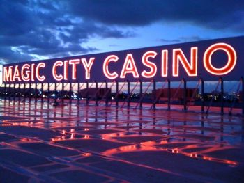 Magic City Casino Boxeo