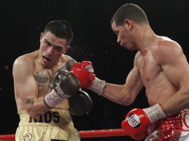 Richard Abril vs Brandon Rios