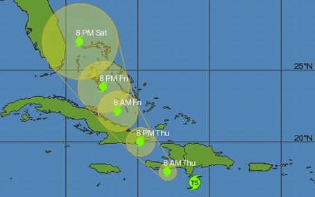 Tormenta Tropical Emily