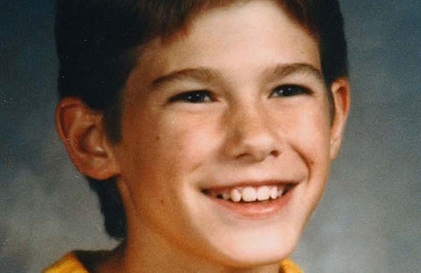 A 1989 family photo of Jacob Wetterling, who was abducted at  gunpoint near his home in St. Joseph, Minn., on Oct. 22, 1989.  (AP Photo/Wetterling family)