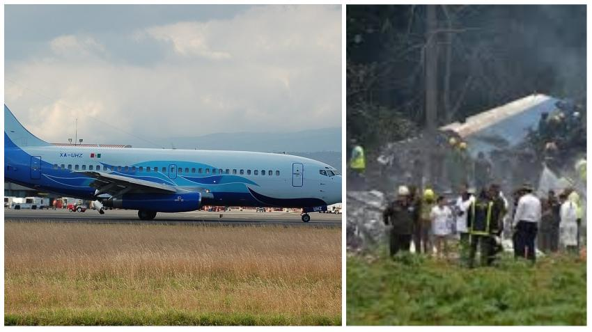 Aerolínea Global Air culpa de un error humano el accidente en Cuba