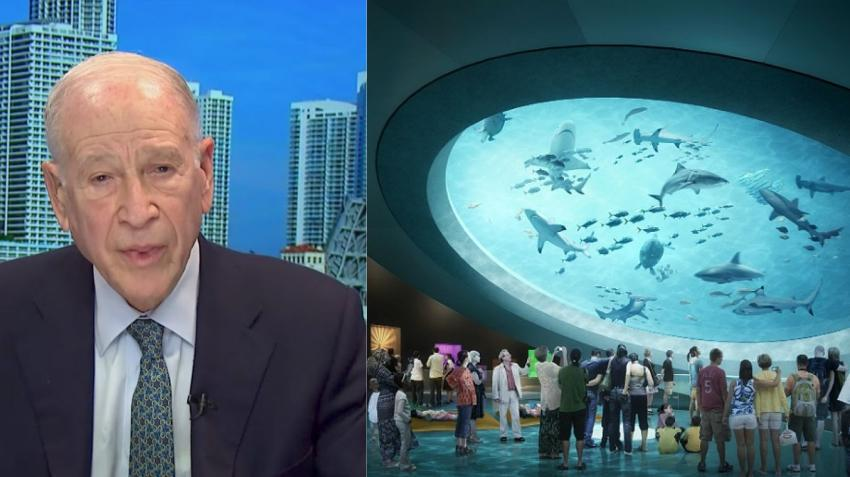 Phillip Frost, multimillonario de Miami patrocinador del Frost Museum of Science, es acusado de fraude financiero