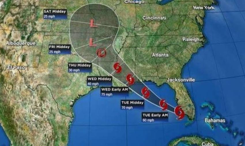 Advertencia de tormenta tropical descontinuada para Miami-Dade, Cayos Superiores de Florida