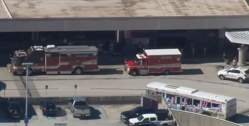 Cinco miembros de tripulación American Airlines son hospitalizados tras aterrizar en el Aeropuerto de Fort Lauderdale