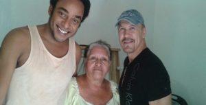 La talentosa actriz cubana Ana Gloria Buduen pide al gobierno una casa en la capital
