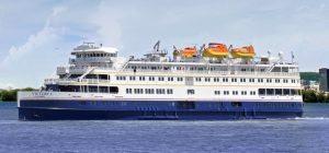 Cuba ha sido eliminada del itinerario de la línea de cruceros estadounidense American Queen Steamboat