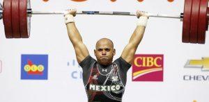 Deportista cubano denuncia ser víctima de discriminación por parte de la Federación Mexicana de Levantamiento de Pesas