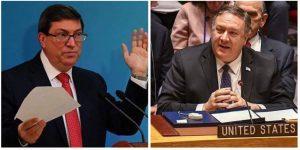 Gobierno de Cuba rechaza las acusaciones de Estados Unidos y lo acusa de asaltar la constitucionalidad de Venezuela