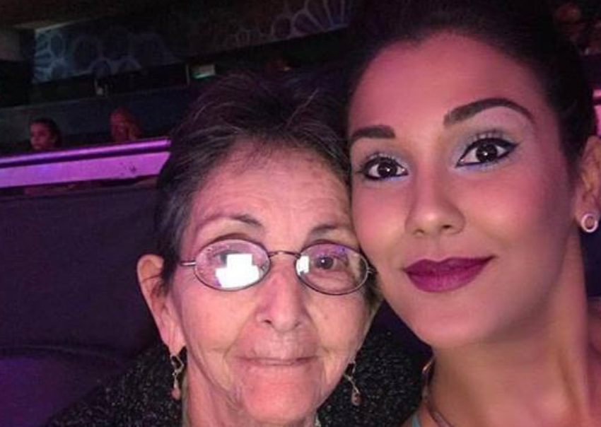 La actriz cubana Camila Arteche revela quién es la persona que más ama en su vida