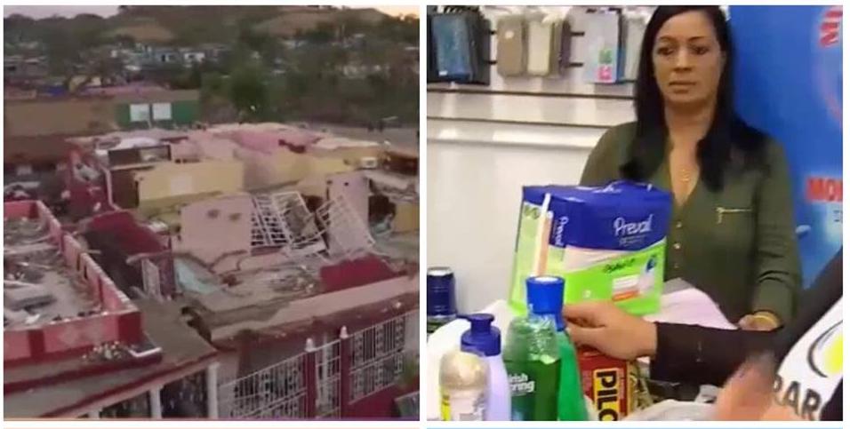 Cubanos en Miami se unen para recaudar ayuda para las víctimas y damnificados por el tornado en La Habana