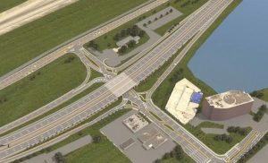 Dolphin Expressway estrenará nuevos carriles el lunes a la altura de la 57 avenida
