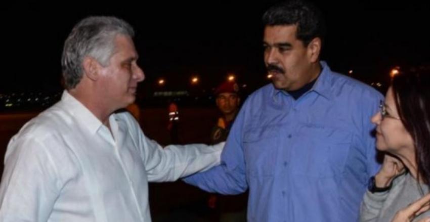 La pesadilla del régimen son las redes sociales: aparecen letreros contra Díaz-Canel y Maduro en cuentas oficiales de la FEU y UJC