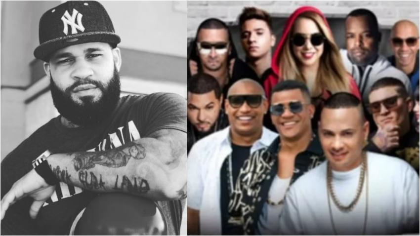 """El B-Los Aldeanos le da duro a los artistas cubanos que no hablan de política: """"Cuando van a hablar por Cuba... Antes de ser artista eres cubano"""""""