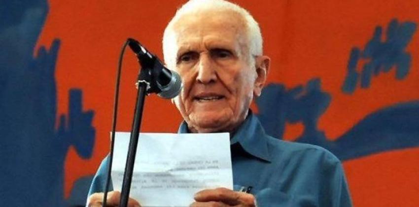 """Los restos del """"Gallego Fernández"""" serán enterrados en el Segundo Frente Oriental Frank País,en Santiago de Cuba"""