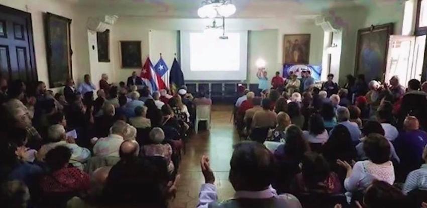 Cancelan acto procastrista en Valparaíso, Chile por amenaza de bomba
