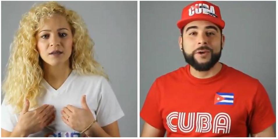 El mensaje de estos jóvenes cubanos ha conmovido a muchos y se ha hecho viral en las redes