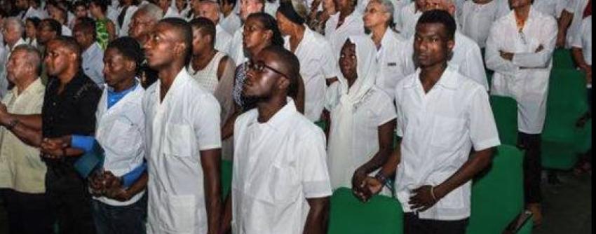Ultimátum: Estudiantes kenianos en Cuba exigen se les pague el estipendio completo o se van a su país