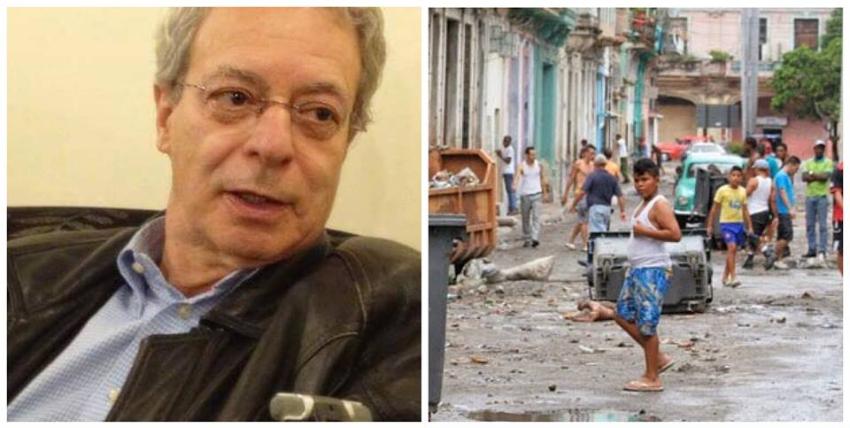 """INDIGNANTE: Frei Betto asegura que el pueblo cubano es """"feliz"""" y quienes abandonan la Isla están """"contaminados por la propaganda"""""""