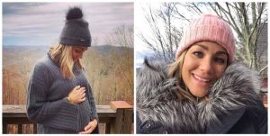 Así vive su embarazo la periodista cubana Gloria Ordaz