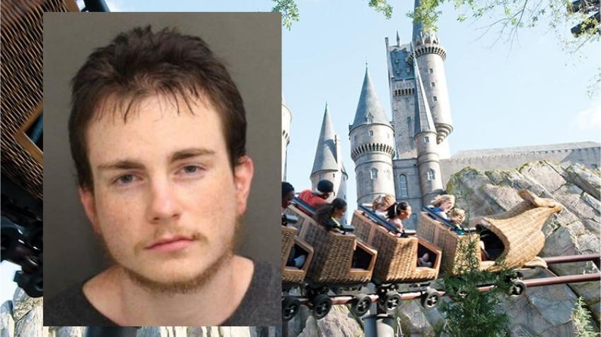 Hombre es acusado de intentar secuestrar a una niña en un parque de Disney
