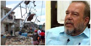 Ministro de Turismo cubano doblemente criticado por garrafal falta de ortografía en las redes e indolencia con los damnificados