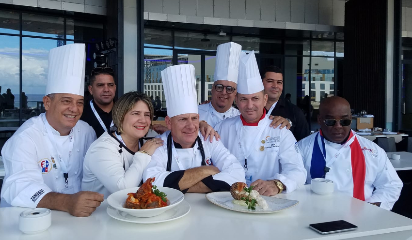 Lis Cuesta Peraza, la esposa de Díaz-Canel, prepara otro evento culinario de lujo en Cuba