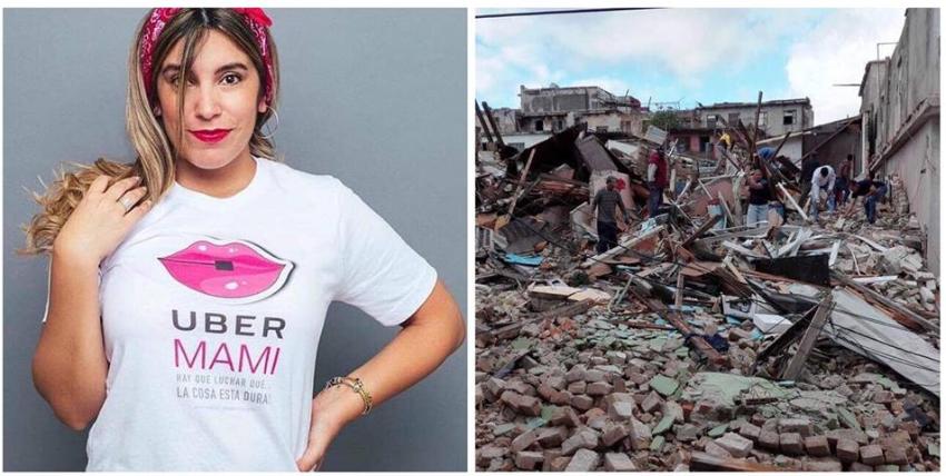 Actriz cubana en Miami estará recaudando fondos para llevar ayuda a los damnificados por el tornado en La Habana