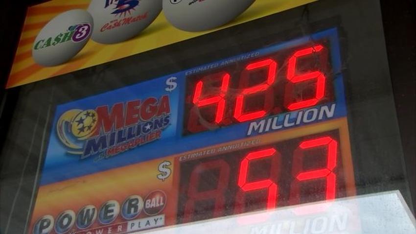 Un ganador en Nueva York se lleva los $425 millones del Mega Millions