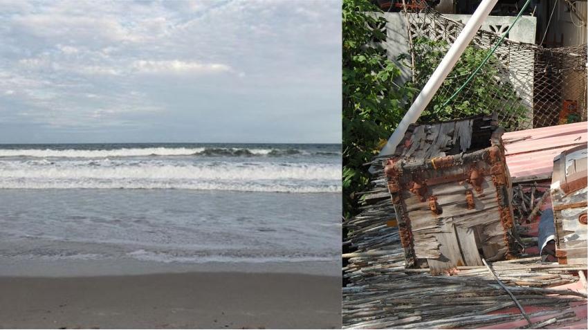 Descubren parte de un valioso tesoro que se cree está en las costas de Florida proveniente del naufragio de un barco que iba de Cuba a España en el siglo XVI