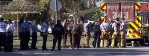 Incendio en una casa en Miami-Dade dejó un muerto y a otra persona hospitalizada