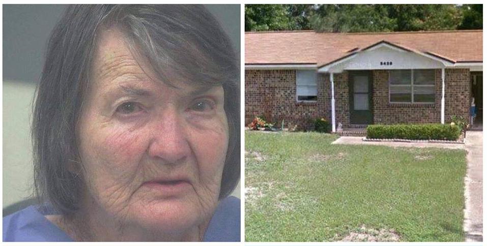 Anciana de Florida acusada de asesinato con una fianza de $ 250.000, mientras las autoridades investigan si sufre demencia
