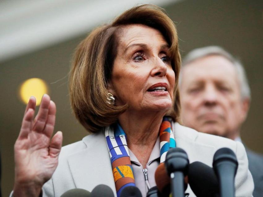 Demócrata Nancy Pelosi es elegida presidenta de la Cámara en el nuevo Congreso