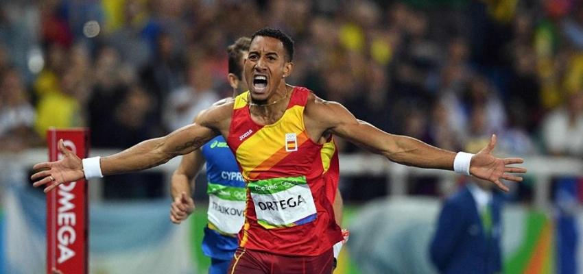 El cubano naturalizado español Orlando Ortega se convierte en el mejor velocista de Europa