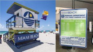Trabajadores con bajos salarios en un hotel de Miami Beach piden descuento en los parqueos públicos; la ciudad quiere que el hotel asuma este gasto