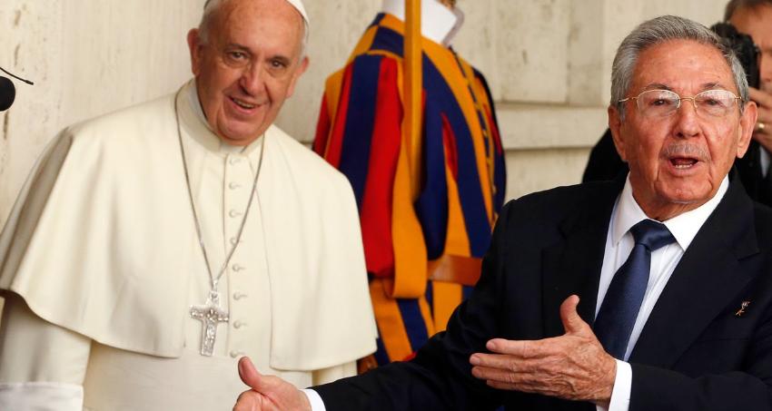 Eliminan de la web del Vaticano artículo dedicado al 60 aniversario del régimen de La Habana