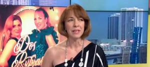 La actriz y humorista cubana Sandra Pérez se presenta en Paco's Way en Miami