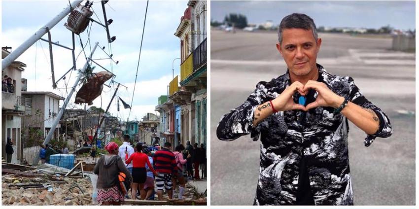 Alejandro Sanz indignado por las restricciones aduaneras del régimen que impiden la ayuda llegue a los cubanos