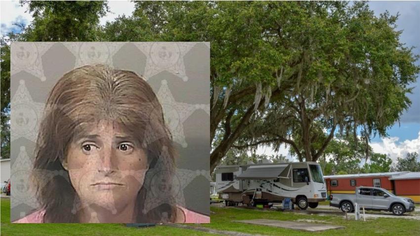 Mujer de Florida mata a su novio, lo corta en pedazos y lo deja en su tráiler; por meses los vecinos se quejan del olor