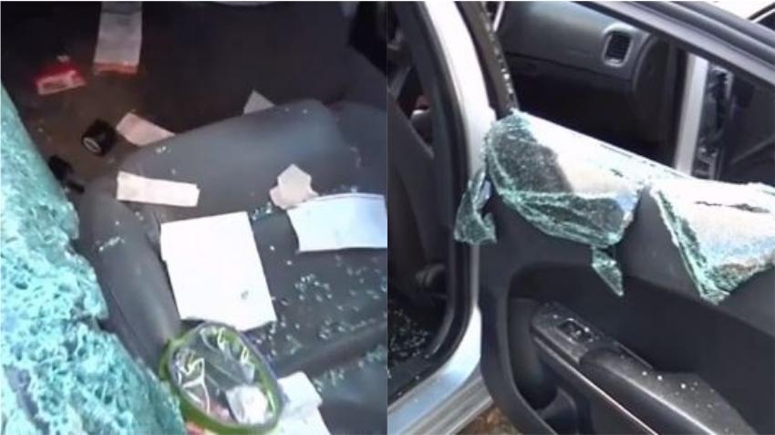 Vandalizan 16 autos en un vecindario del noreste de Miami; vecinos expresan su frustración
