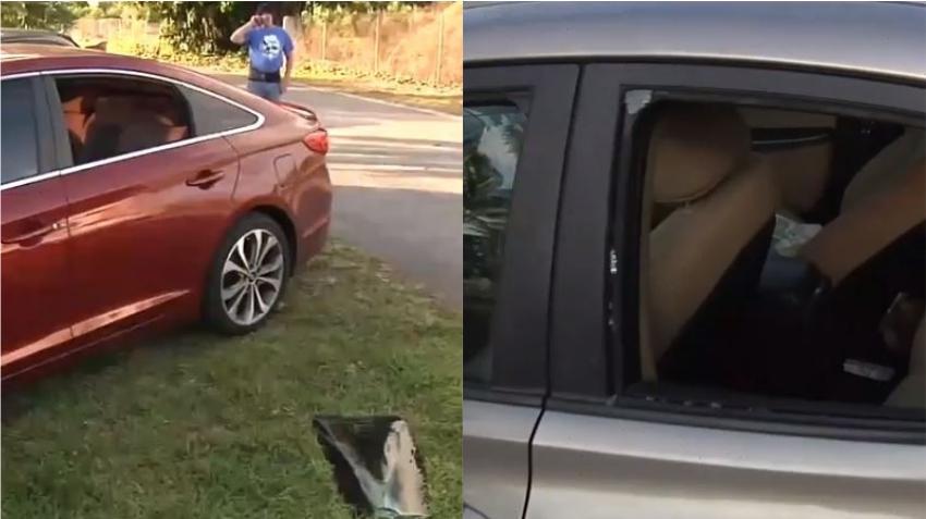 Veinte vehículos vandalizados en barrio del noroeste de Miami