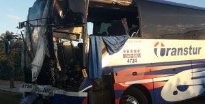 Una docena de lesionados en accidente de tránsito en Bayamo