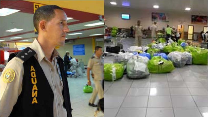 Aduana de Cuba reconoce un incremento en la entrada de drogas por los puertos de entrada