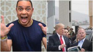 """Alexis Valdés dedica canción al Muro de Trump: """"¿Y si hacemos un conten que es más barato?"""""""