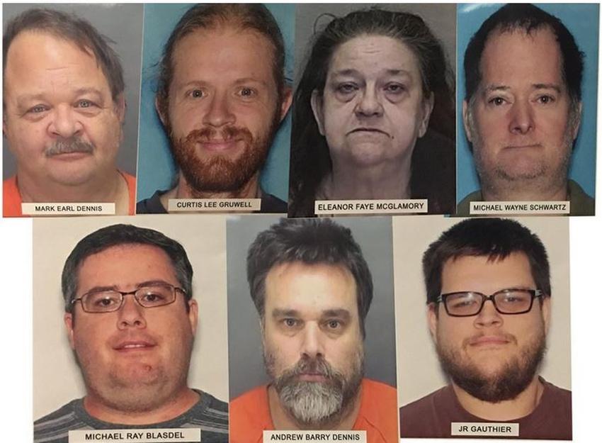 Arrestan 7 personas en Florida que se dedicaban a abusar de adolescentes que captaban a través de juegos por internet