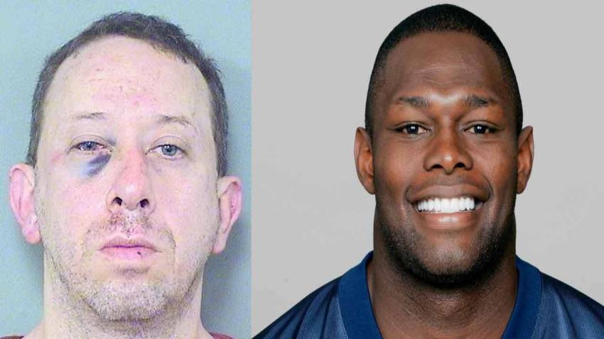 Hombre es golpeado por exjugador de la NFL cuando este lo atrapa tocándose afuera de la ventana de su hija