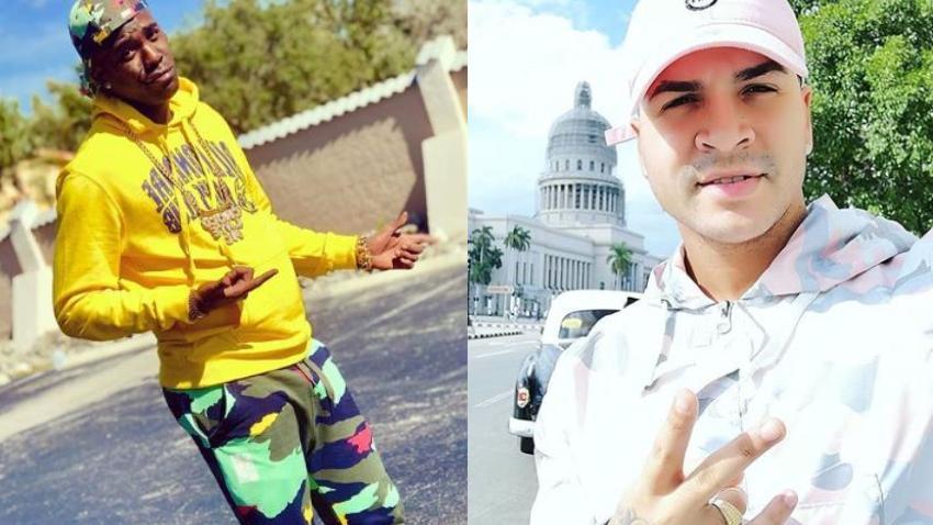 Reguetonero Chocolate MC acusa a Yomil de trabajar para la policía en Cuba