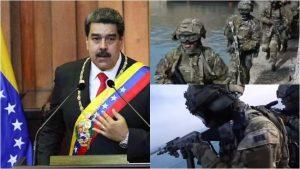 """Maduro tiene miedo a una invasión militar de Estados Unidos: """"Que los tambores de guerra se alejen"""""""