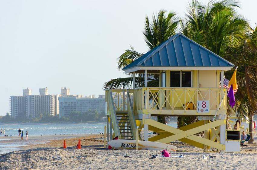 5 alternativas a la playa de South Beach en Miami