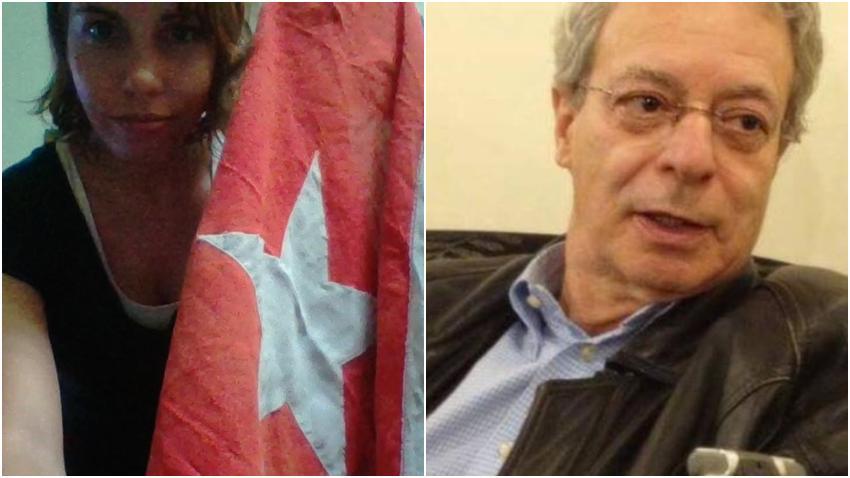 """Cubana responde a Frei Betto quien acusó a los cubanos que se van de Cuba de """"contaminados por el capitalismo"""""""